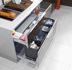 Le coup de coeur de la redaction : La Sensor Automatique 42L de Kitchen Move